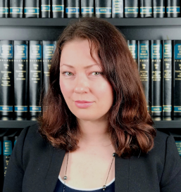 Evgenia Terehova - Attorney at Law (Associate)